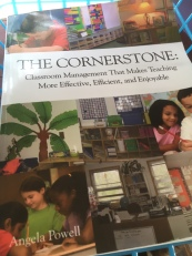 The Cornerstone: Classroom Management That Makes Teaching More Effective, Efficient, and Enjoyable https://amzn.to/2PwbN8m