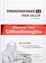 CliftonStrengths by Tom Rath